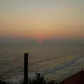 Sunset in Varkala