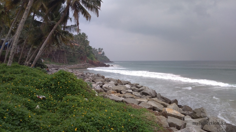Kerala - Varkala - Thiruvambadi or  Black Beach - 2017.jpg