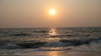 Sunset at Mararikulam Beach